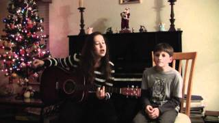 Drake Bell - I Found A Way (cover by Lorena and Elmer)