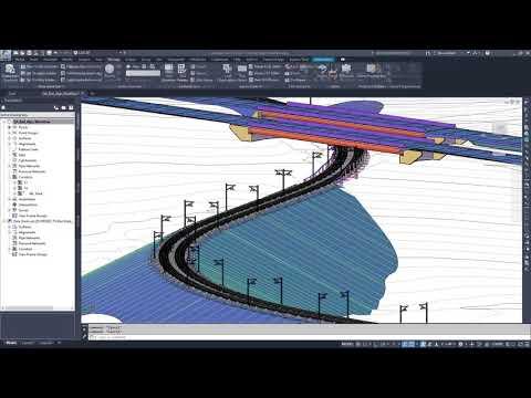 Civil 3D 2020 - Dynamo Design Automation