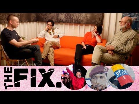 The Fix Live - 310717 Venezuela: A Revolution Destroyed?