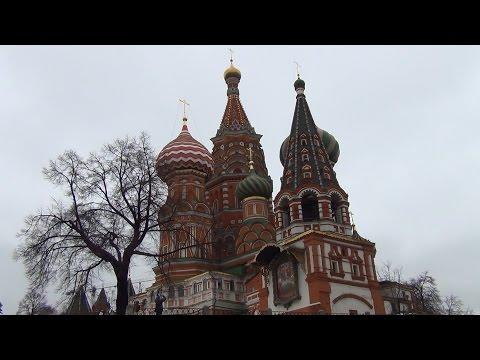Прогулки по Москве.  Центр города- вокруг Красной площади.