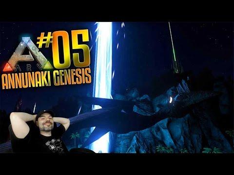 Ark Annunaki Genesis Mod Gameplay - S2 Ep 5 - Ark Champion Quetzal Tame (Pooping Evolved)
