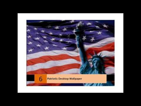 Most Patriotic Desktop Wallpapers