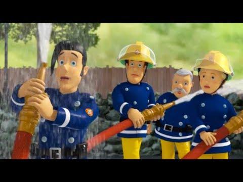 Fireman Sam full episodes HD   Pontypandy Heatwave - Sam stops the fire spreading! 🚒🔥Kids Movies