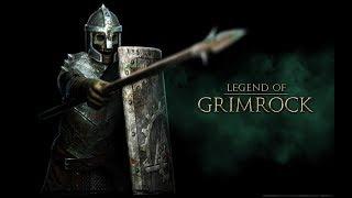 Legend of Grimrock (Yettich) часть 2 - Чёртовы Слизни, Падения, Загадка со Свитками