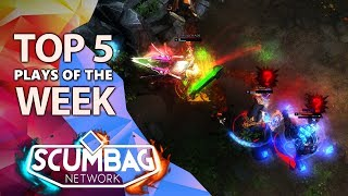 HoN Top 5 Plays of the Week - July 8th (2019)