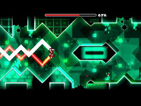 [Crystal Essence] By ChaSe | Geometry Dash 2.11 (All Coins) |