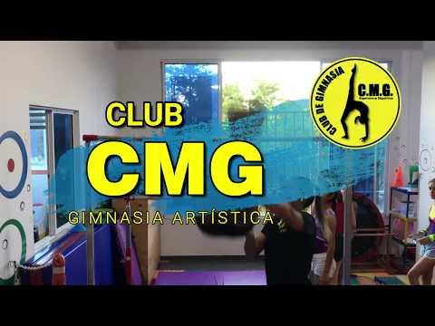 Club CMG - Gimnasia Artística. Cali, Colombia.