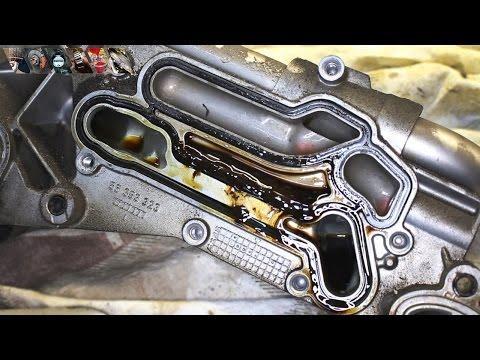 Opel Astra H - Замена прокладок теплообменника