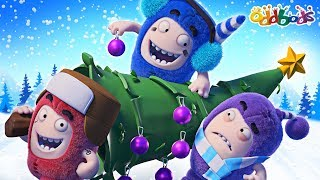 Download Video Oddbods | Winter Wonderland | Christmas Cartoons For Children MP3 3GP MP4