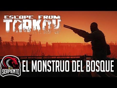EL MONSTRUO DEL BOSQUE | ESCAPE FROM TARKOV Closed Beta c/ None