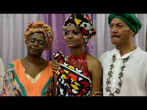 Festa de 15 anos no estilo africano  V5 STUDIO