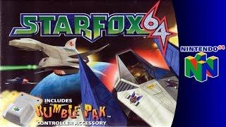Nintendo 64 Longplay: Star Fox 64 / Lylat Wars