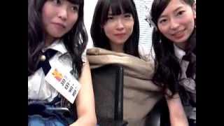 ままま| 大矢真那 G+ 22/11/2013 ~SKE48~ Oya Masana Mukaida Manatsu M...