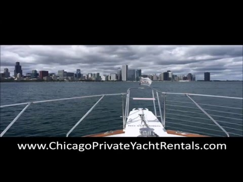 Rent A Party Boat In Chicago