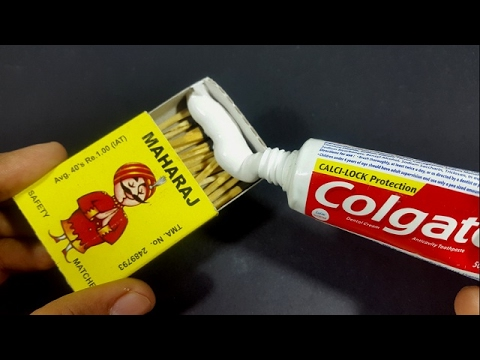 Thumbnail: 3 Awesome Toothpaste Life Hacks