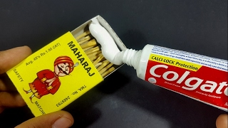 3 Awesome Toothpaste Life Hacks