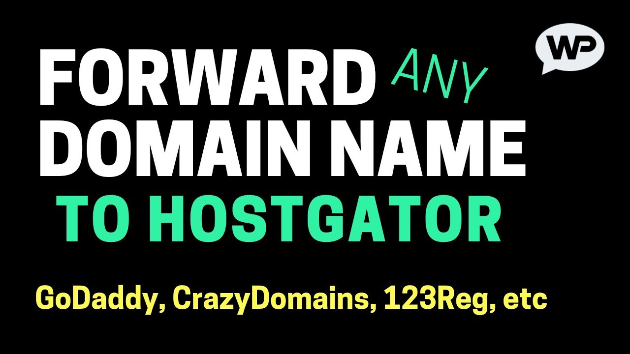 How to Add a Domain to HostGator cPanel (Forward Domain Name)