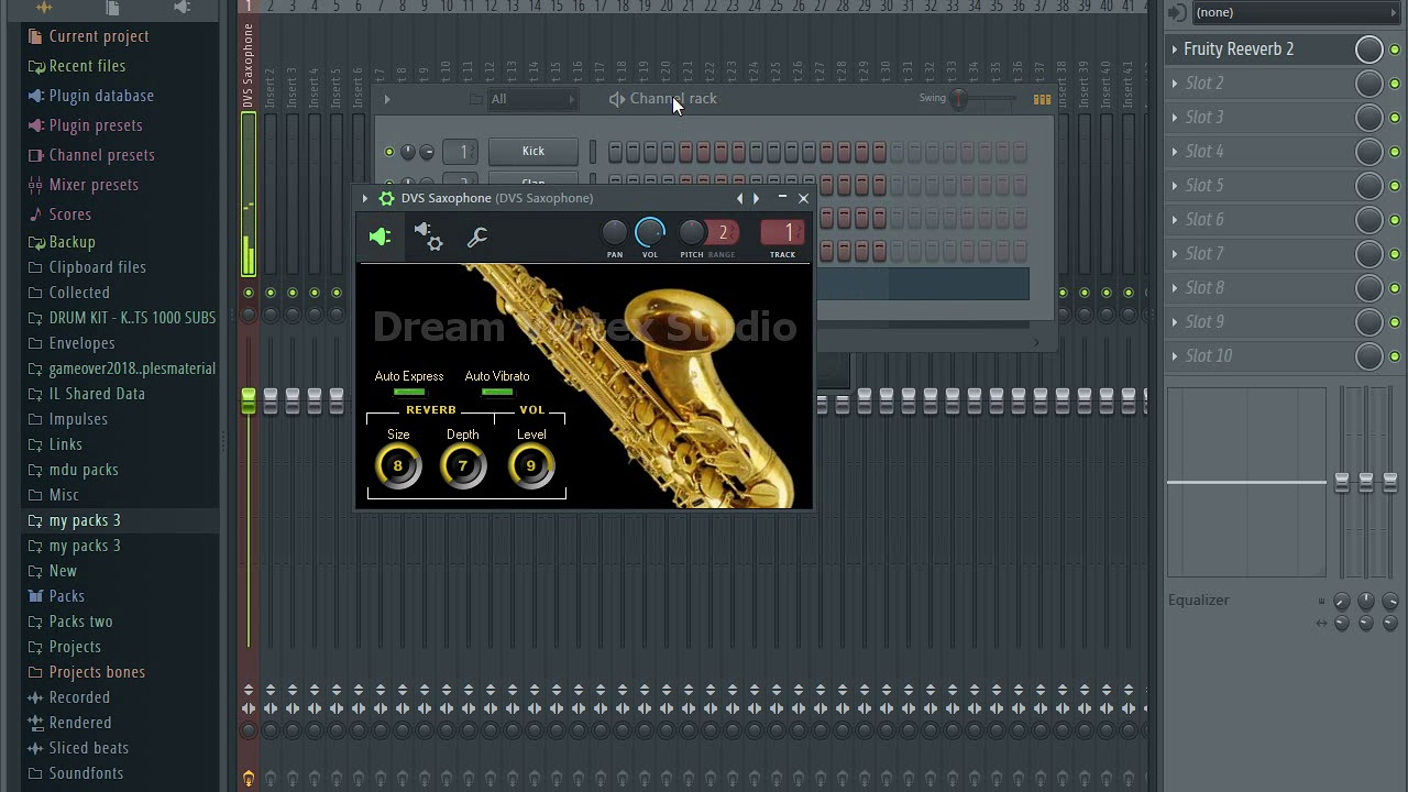 Free vst download dsk brass: dsk music.