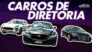 Porsche Macan GTS x Jaguar XJ x Audi A5 aceleram forte na Volta Rápida c/ Rubinho #164 | Acelerados