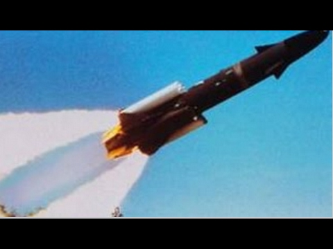 SUPER DEADLY Swedish Navy SAAB RBS15 MK3 Anti Ship Missile