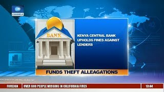 Kenya Central Bank Upholds Fines Against Lenders  Business Incorporated 