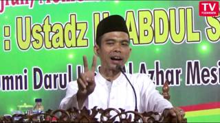 Syarat memilih pemimpin - Ustadz Abdul Somad Lc.MA