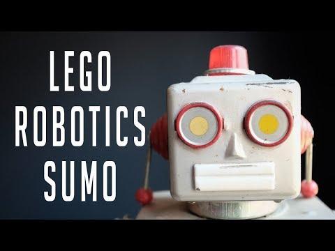 AVA Gallery Lego Mindstorms Robotics Summer Camp August 2017 Sumo