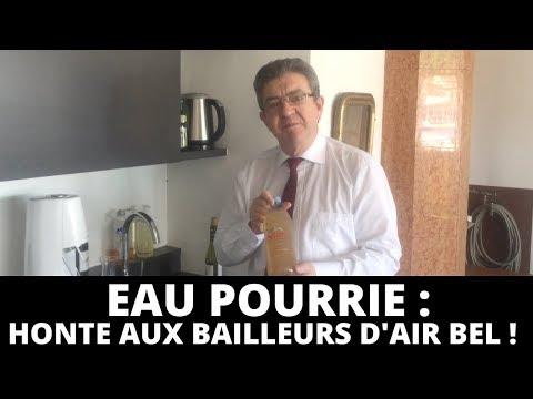 EAU POURRIE : HONTE AUX BAILLEURS D'AIR BEL !