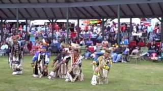 Fish Dance at Honor The Earth Pow Wow by Pipestone Singers