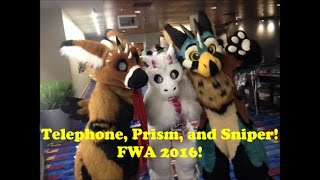 FWA 2016: Telephone, Sniper, and Prism!