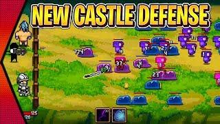 Days Bygone - BEST MOBILE CASTLE DEFENSE GAME TILL DATE GAMEPLAY | MGQ Ep. 381