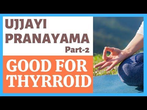 Ujjayi Pranayama - Part 2 - Bodhi Yoga Training Academy