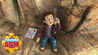 Fireman Sam Official: Derek's Rescue from the Mountains
