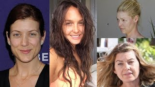 Grey\'s Anatomy Without Makeup
