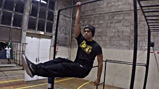 Jeffrey NXC - Street Workout Athlete
