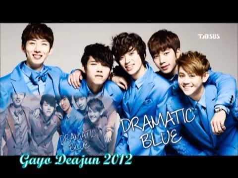 [Audio+DL] Tearfully Beautiful - Dramatic Blue ( Niel,Yoseob, Jo Kwon, Woohyun,G.O)