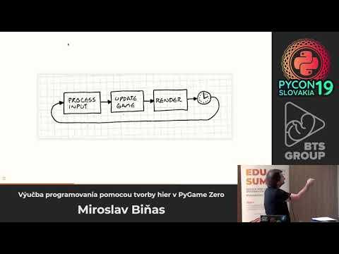 Image from Výučba programovania pomocou tvorby hier v PyGame Zero