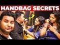 Shalu Shamu Handbag Secrets Revealed! | What's Inside the HANDBAG