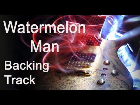 Watermelon Man Funky Backing Track - Herbie Hancock