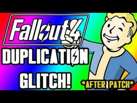 Fallout 4 | how to duplicate resources faster after patch new.