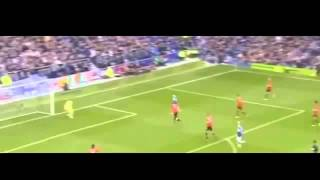 Everton vs Manchester United  2014 All Goals & Highlights 20 04 2014
