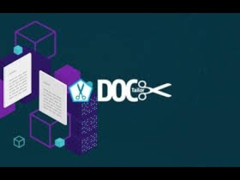 Doctailor - Bridging the gap between the trillion dollar crypto economy market.