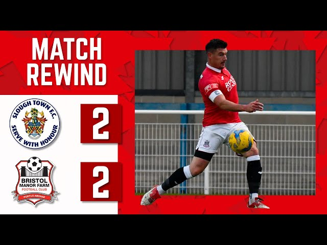 Match-day Rewind: Slough Town F.C.