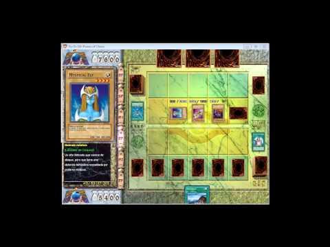 LOQUENDO vamos a jugar yu-gi-oh! power of chaos yugi the destiny parte 1