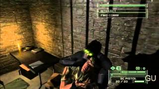 Splinter Cell: Chaos Theory Level 1 Lighthouse Played by Mal
