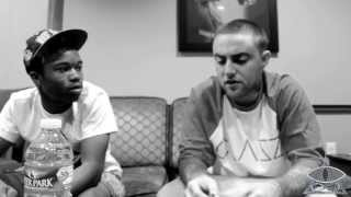 Mac Miller Talks Beats, Larry Fisherman, and Watching Movies With The Sound Off With The-Re-Up.com