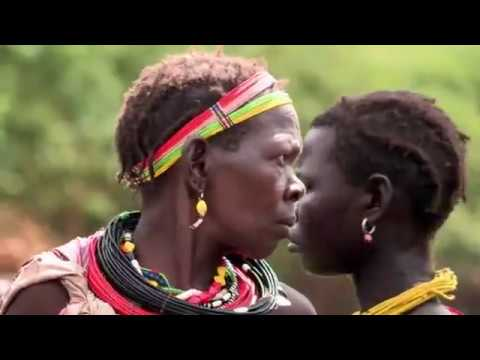 "COWS GUNS THEATRE ""Acting for Peace in South Sudan - KURON VILLAGE"