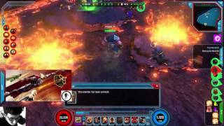Marvel Heroes 2015 - Full Muspelheim Raid (Green)