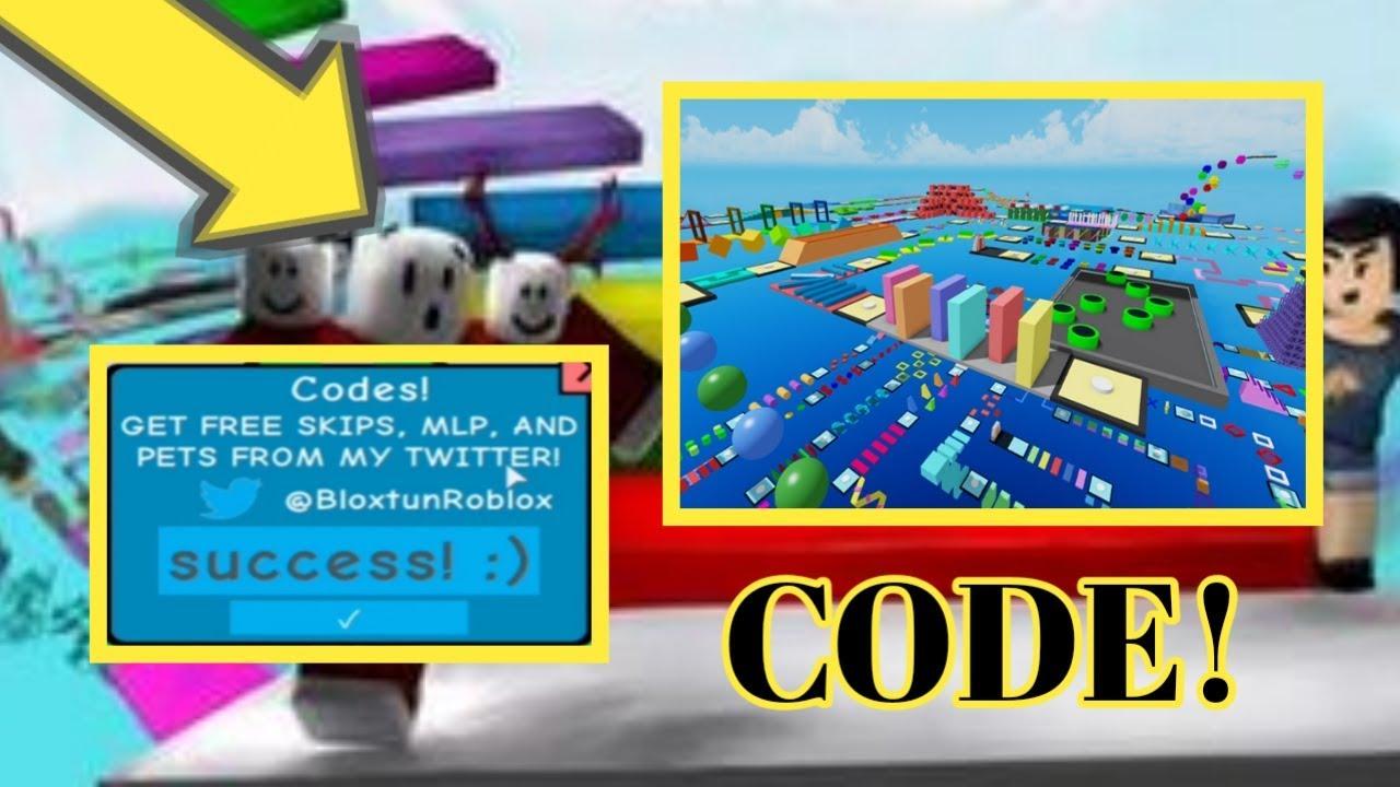 Code Brand New Code Of Mega Fun Obby Youtube