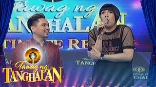 Tawag ng Tanghalan: Vice reacts to Jex